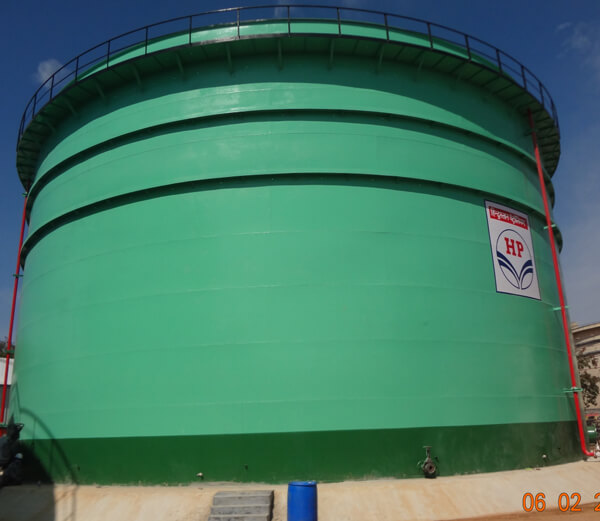 Storage Tanks and Installation of Equipments - Gulf