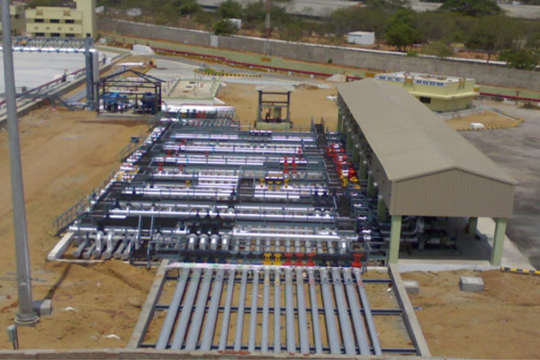 Process & Utitity Pipeline and High Pressure Steam Pipelines - Gulf